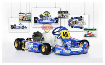 Legendary Karts - MW/Parilla, Fernando Alonso.
