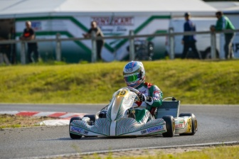 Final challenge of the European Championship for KZ and KZ2 in Lonato.