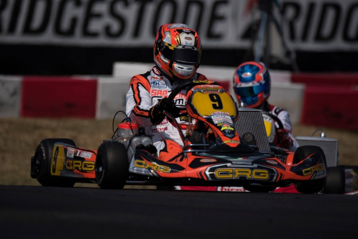 Kart Grand Prix Italy - Federer wins in KZ, J.Pex celebrates title. Albanese prophet at home in Academy.